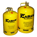 Gaslow refillable LPG cylinders